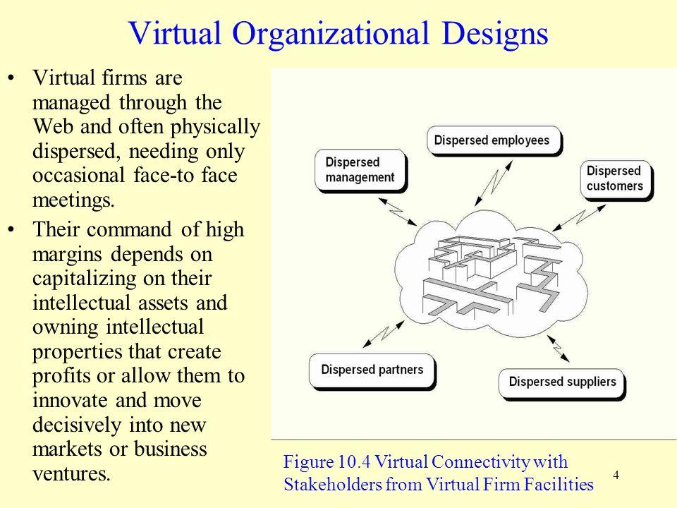 nike virtual organization