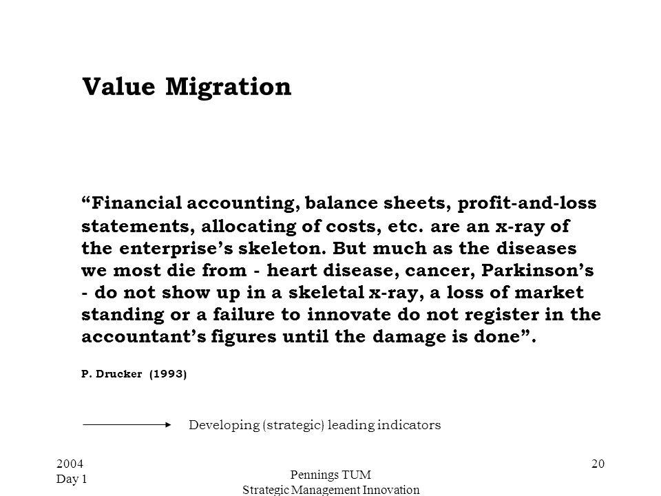 2004 day 1 pennings tum strategic management innovation 1 strategic