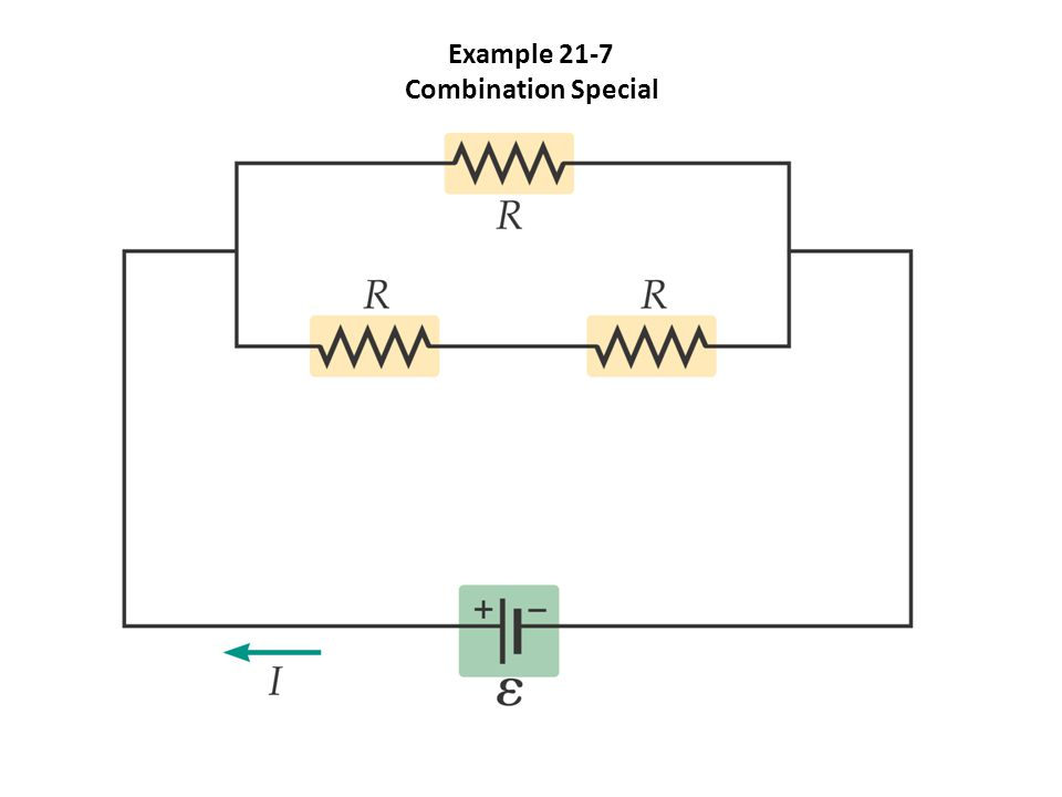 Example 21-7 Combination Special