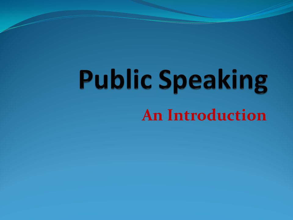 public speaking assignment Public speaking requires lots of different emotions and expressions to get points across to your audience have letters in a drawing box, or use a letter dice students will draw a letter and think of an emotion that starts with the chosen letter.