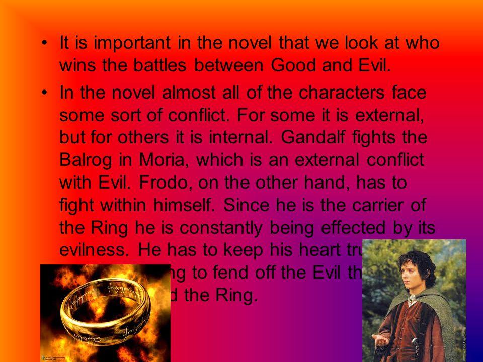 gandalf evil