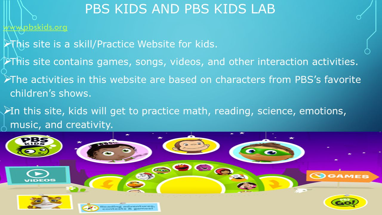 Educational Websites. THE FUTURES CHANNEL: This site is a lesson ...