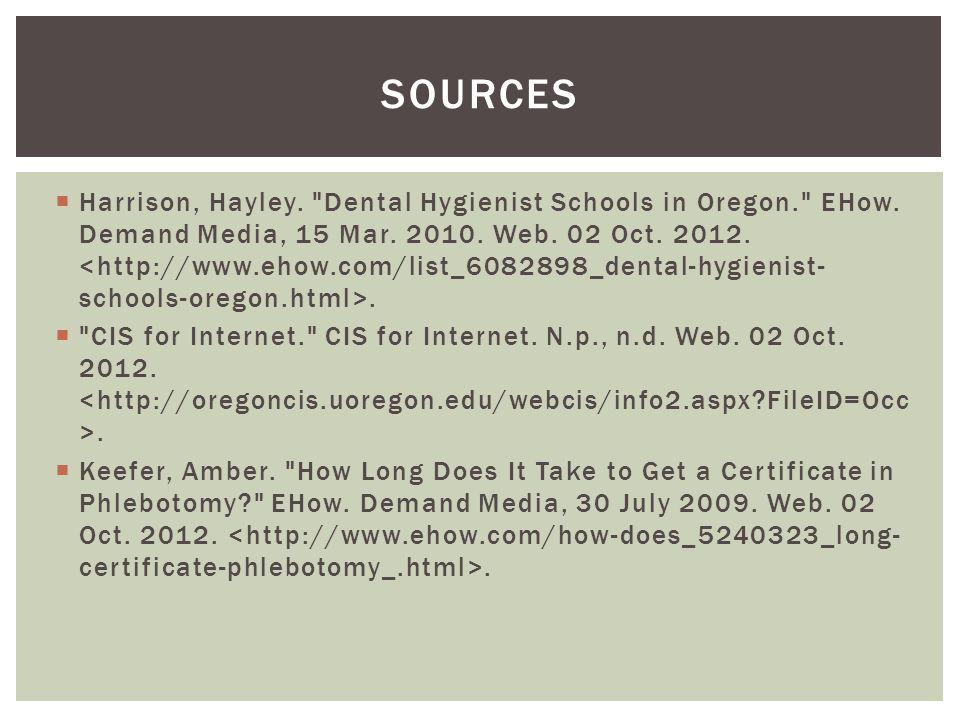 September 27, 2012 DENTAL HYGIENISTS VS PHLEBOTOMISTS. - ppt download