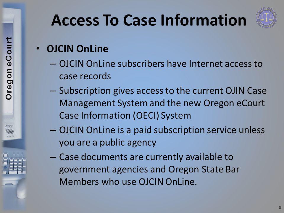 Douglas Community Partner Update Oregon Judicial Department