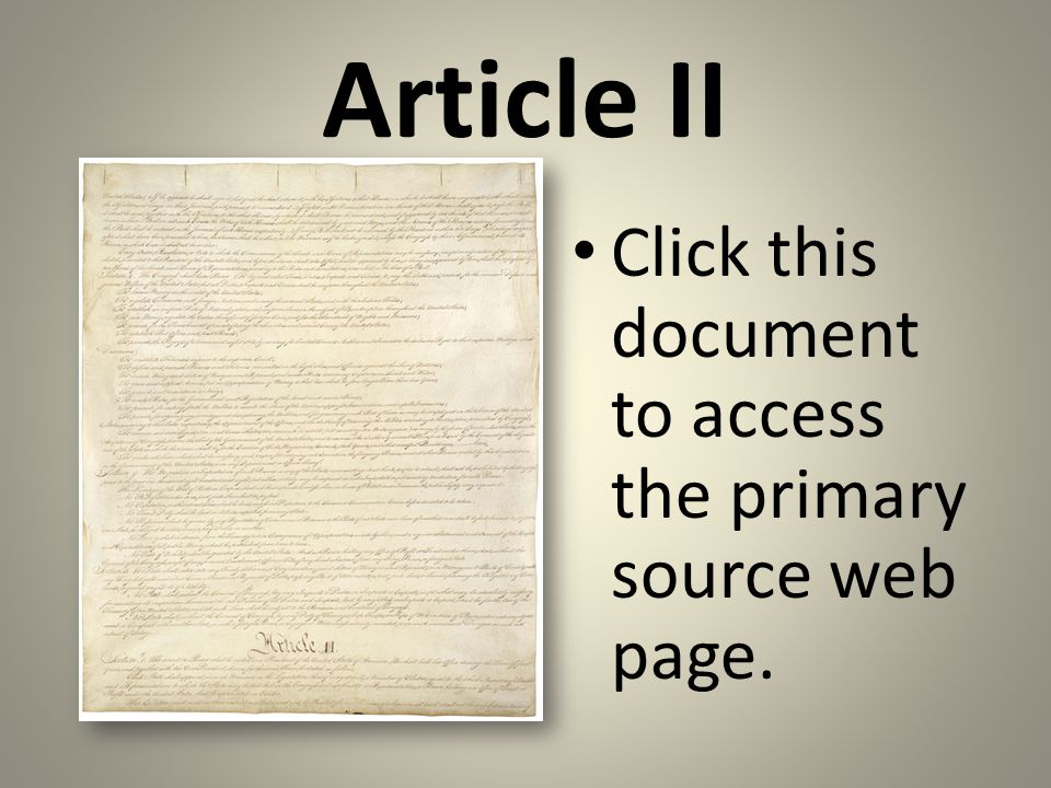 Judicial Branch  Interprets the Constitution  Reviews lower-court decisions