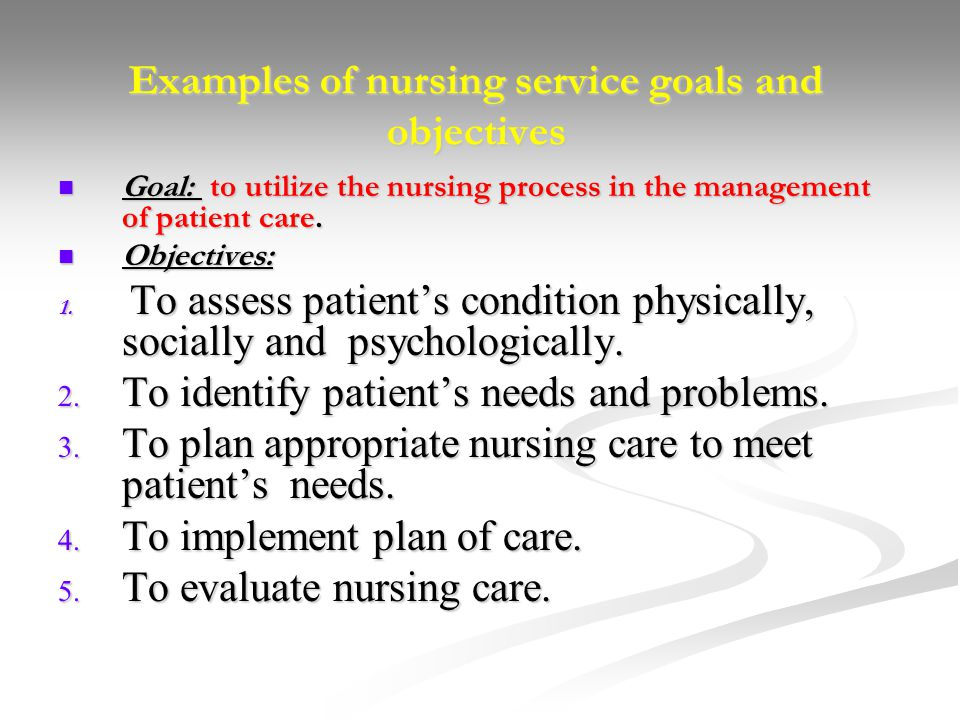 18 Examples Of Nursing