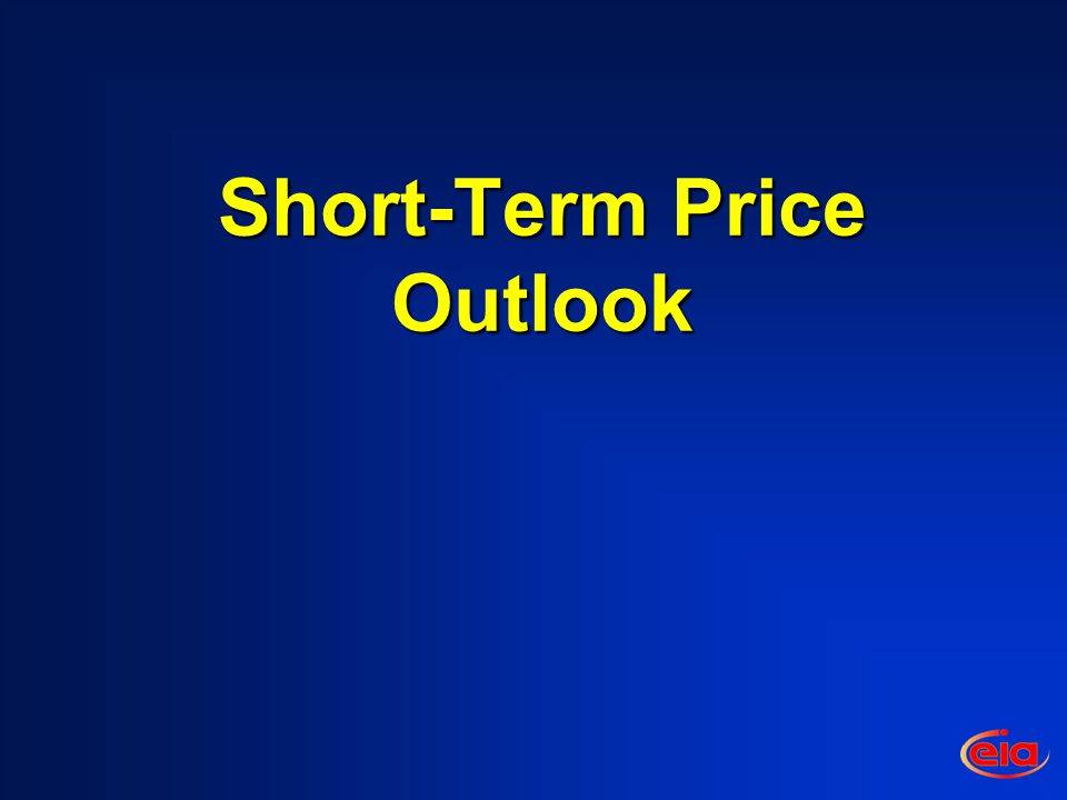 Short-Term Price Outlook