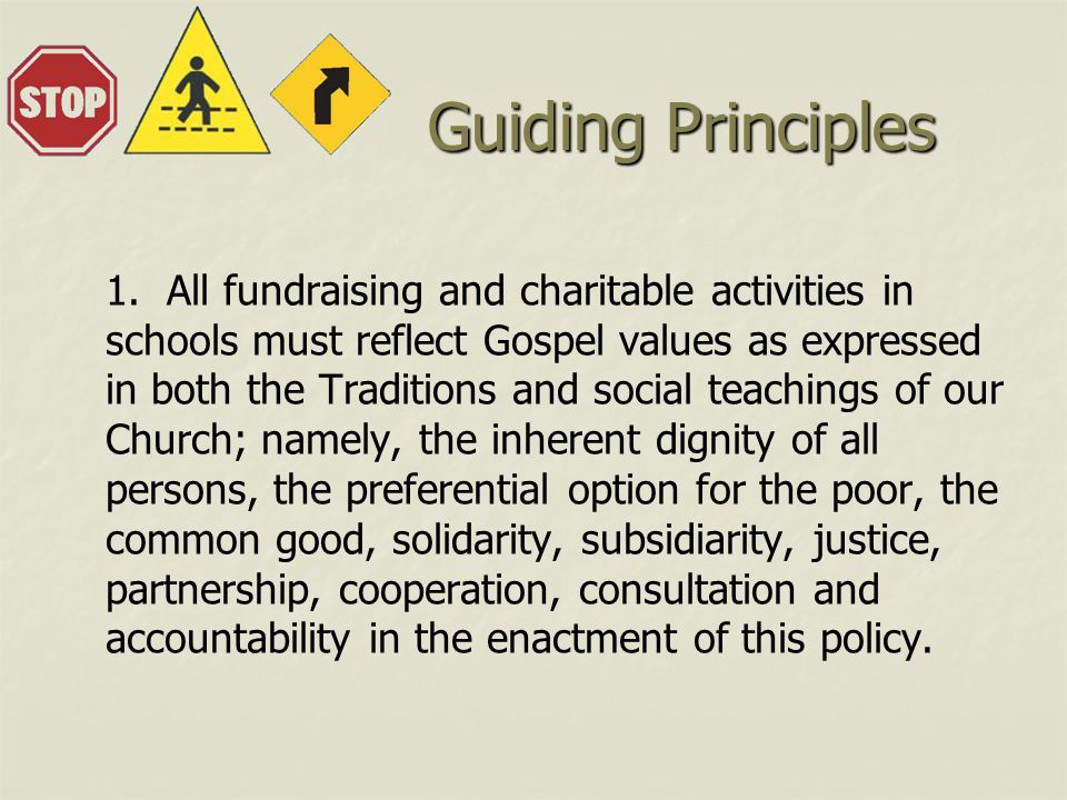 Ethical Fundraising And Charitable Activities In Schools Ethical