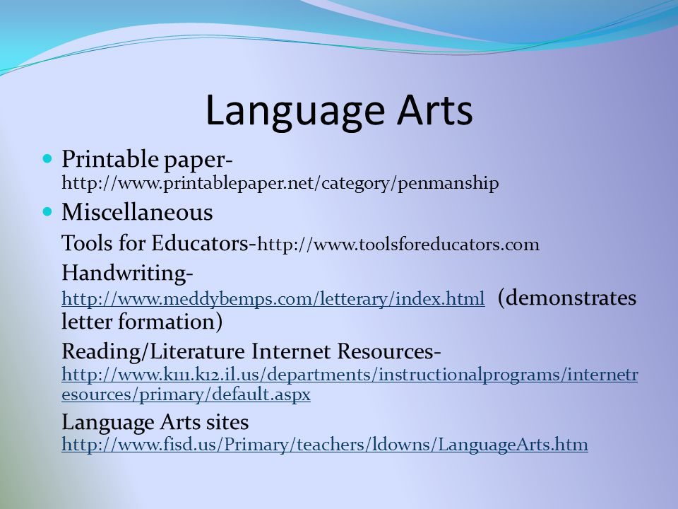 image about Printable Paper.net identified as Linda Downs Floresville ISD K-12 Database Software program In depth