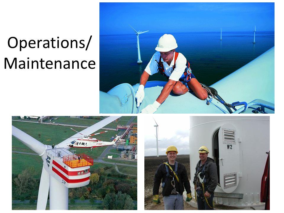 Operations/ Maintenance