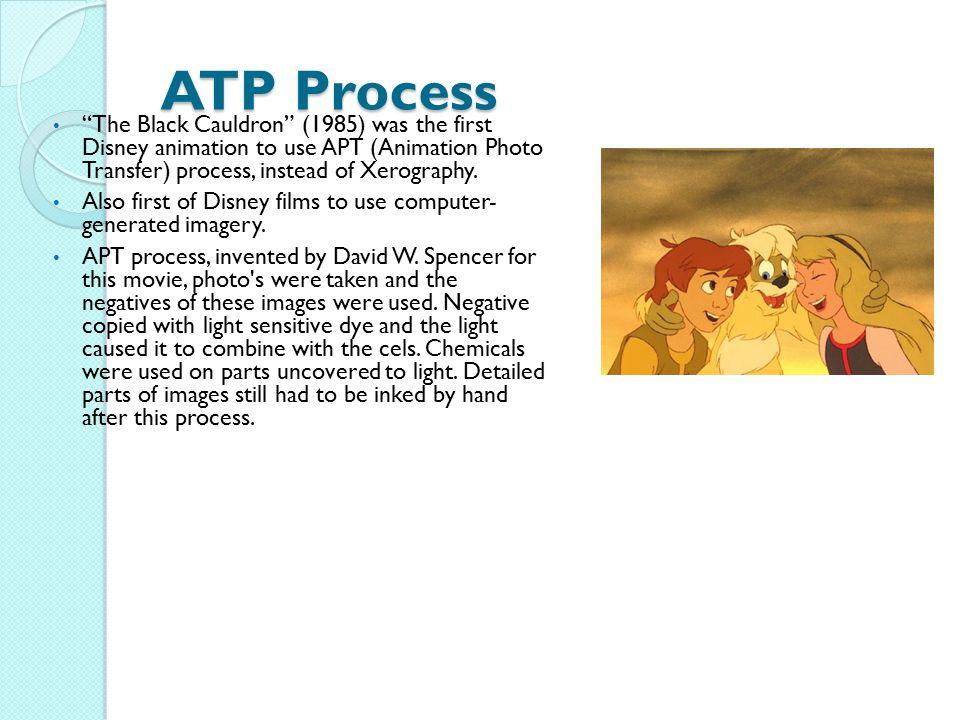 Disney Animation Techniques 1937 – 1959 By Des Murphy  - ppt download