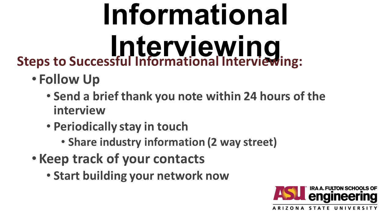 thank you note after informational interview