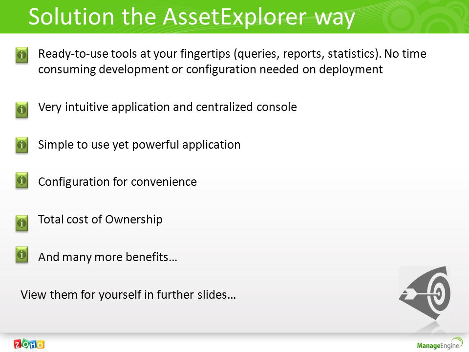 AssetExplorer The complete tool to manage your Assets and