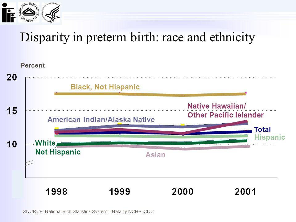 Preventing Premature Birth Disparities - Minority Nurse