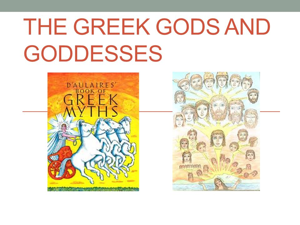 The Greek Gods And Goddesses Zeus Jupiter God Of The Heavens