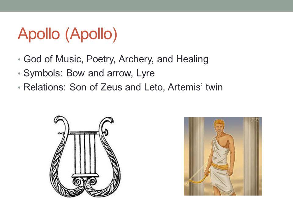 The Greek Gods And Goddesses Zeus Jupiter God Of The Heavens