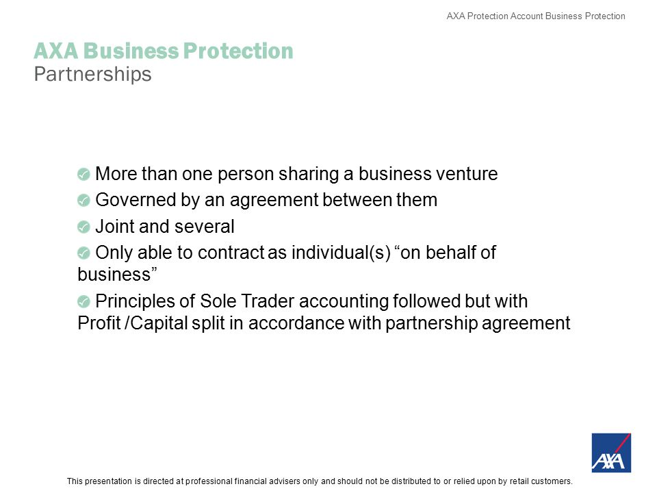 This Presentation Is Directed At Professional Financial Advisers