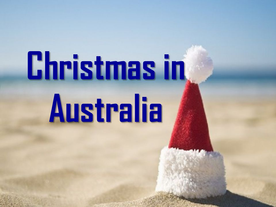 1 christmas in australia - When Is Christmas In Australia