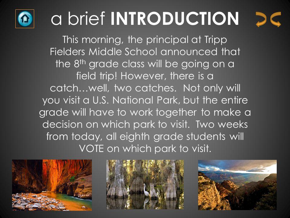 Our national parks a webquest for 8 th grade social studies designed 2 a publicscrutiny Image collections