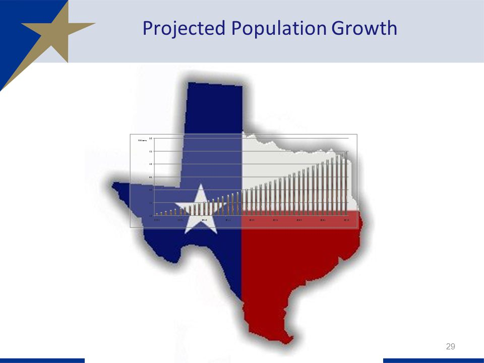 Projected Population Growth 29