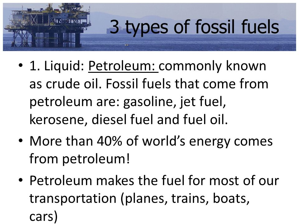 an introduction to the issue of fossil fuels Fossil fuels are used to the net benefit of society and its environment of course, concern about the changing greenhouse effect may ultimately limit the use of fossil fuels, and the issue is fiercely debated (abelson 1990) because uncertainties permeate the entire matter.
