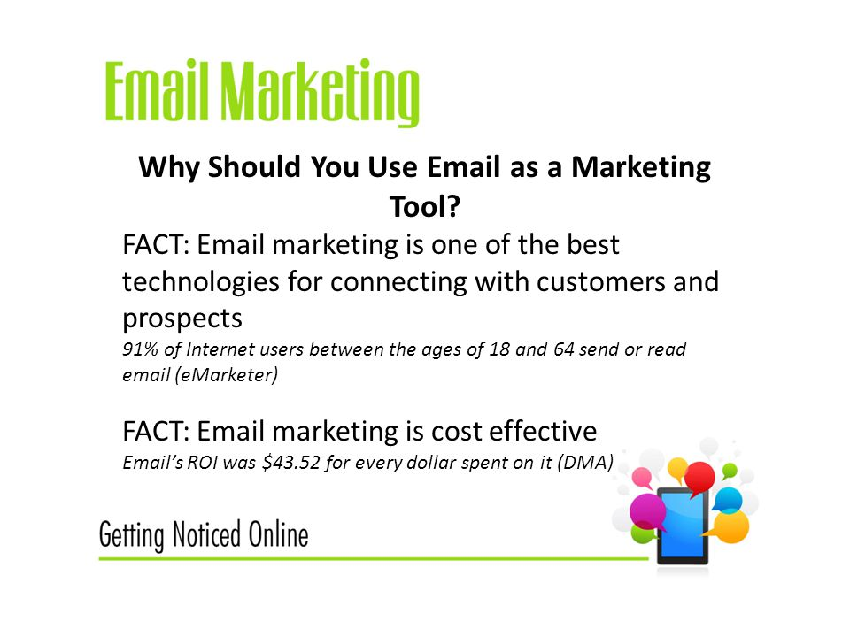 Why Should You Use  as a Marketing Tool.