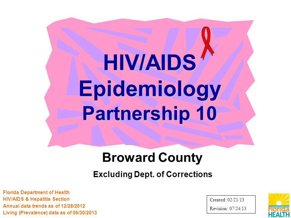 Broward County Excluding Dept.
