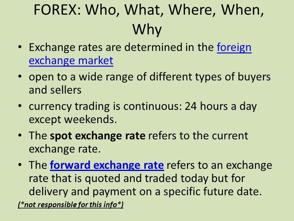 5 Forex