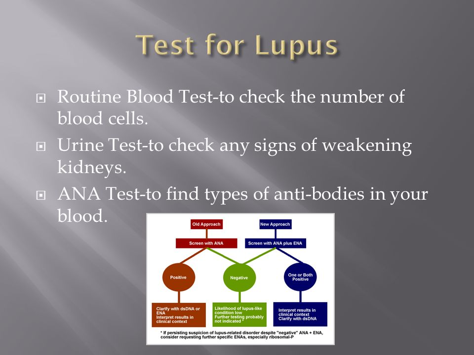  Routine Blood Test-to check the number of blood cells.