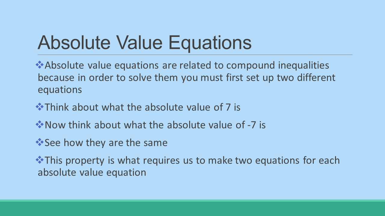 Algebra Section 6 JANUARY 12, Compound Inequalities. - ppt download
