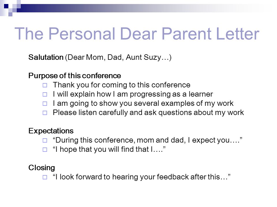 Student-Led Conferences  What is a Student-Led Conference? A