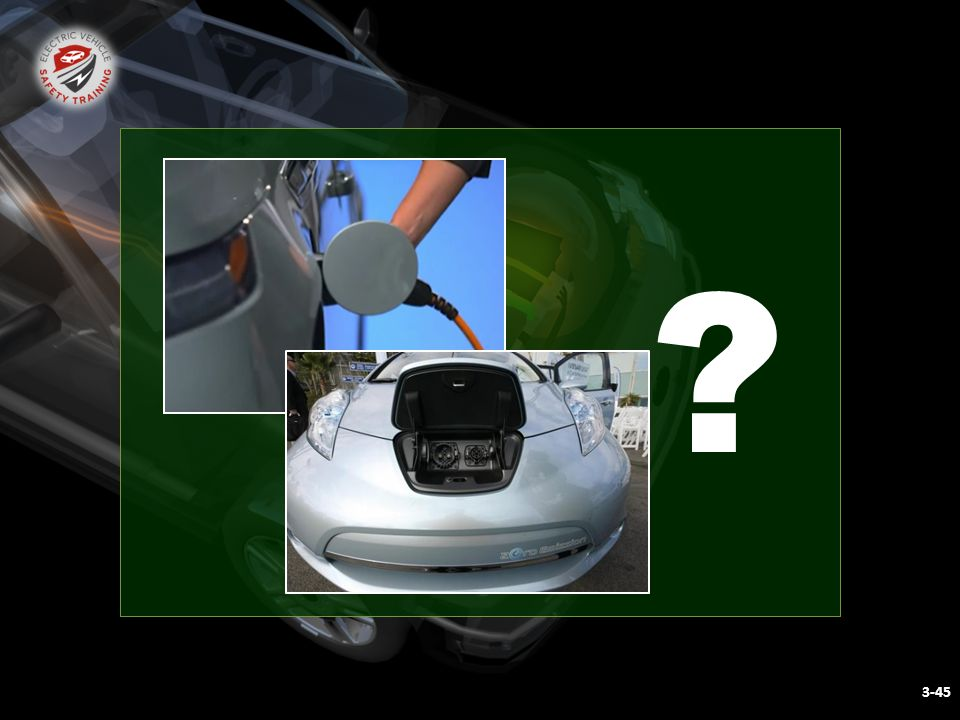 NFPA ELECTRIC VEHICLE SAFETY FOR EMERGENCY RESPONDERS Module