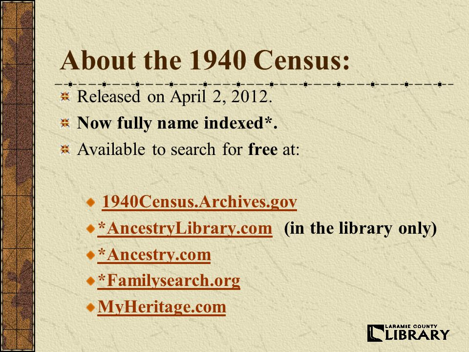 Genealogy Basics How to get started researching your family