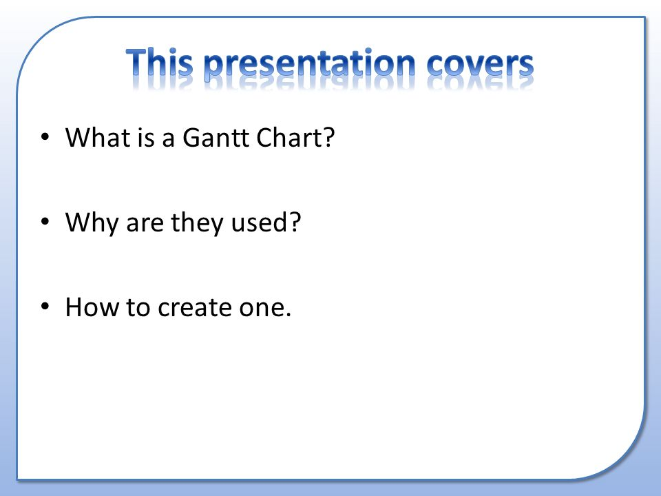 331 Manageyourtime What Is A Gantt Chart Why Are They Used How