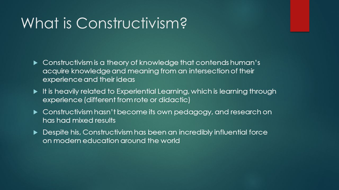meaning of modern education