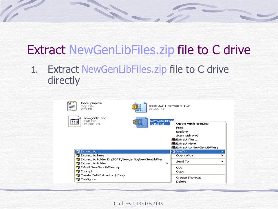 Call: Practical Installation Process of NewGenLib OSS on
