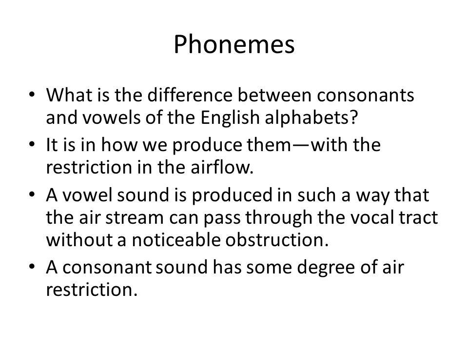 Chapter 3 Phonetics Describing Sounds Phonetics Study Of Speech