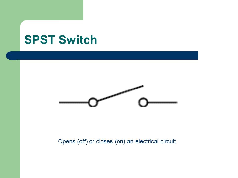 Schematic Symbols The Key To Understanding Wiring Diagrams Ppt