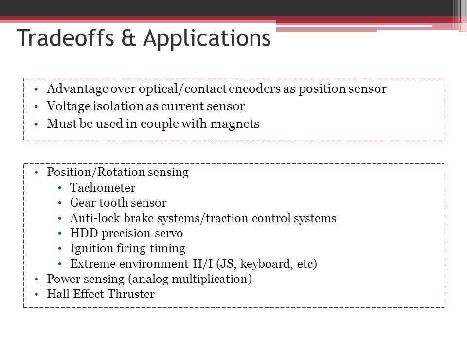 Hall Effect Sensor ME207 – Advanced Mechatronics I Steven Li