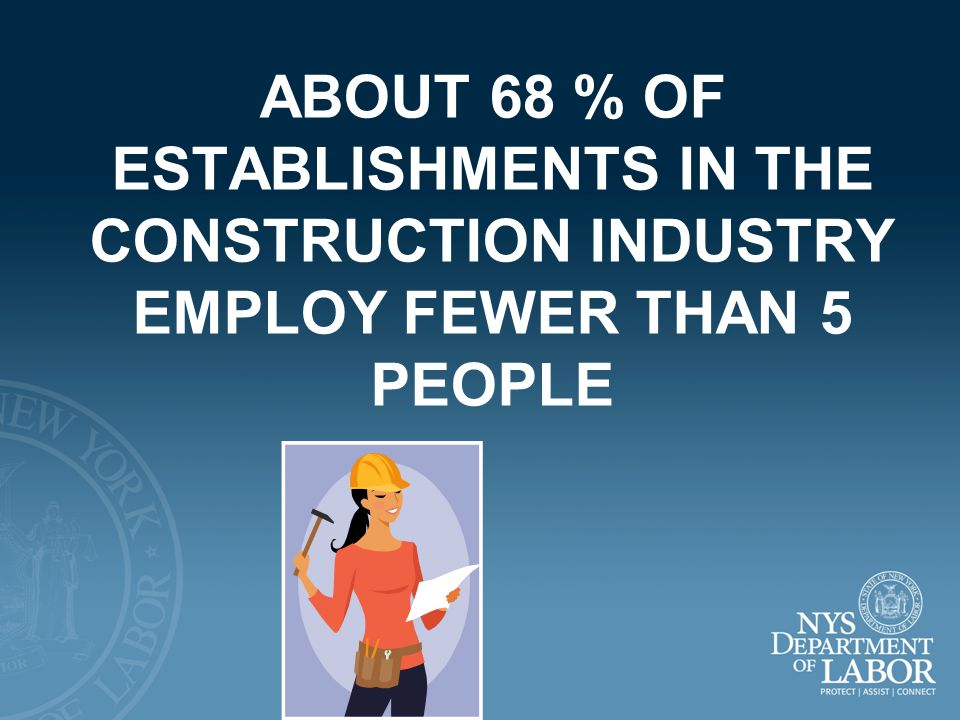MOST CONSTRUCTION TRADES WORKERS' JOBS REQUIRE PROFICIENCY IN READING & MATH