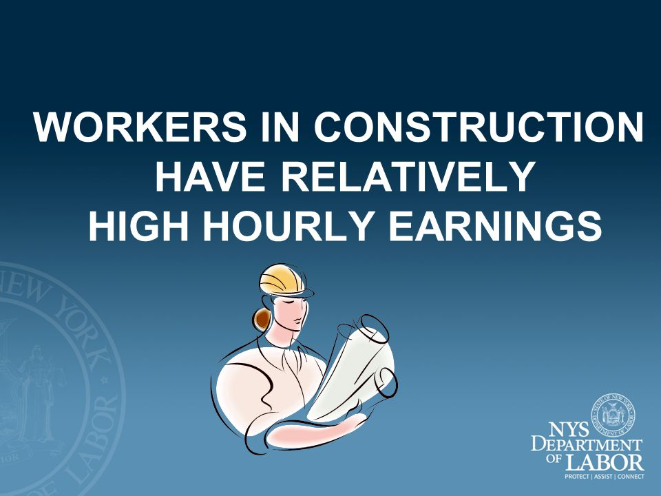 NOT ENOUGH NEW WORKERS ARE ENTERING CONSTRUCTION TO REPLACE RETIRING WORKERS