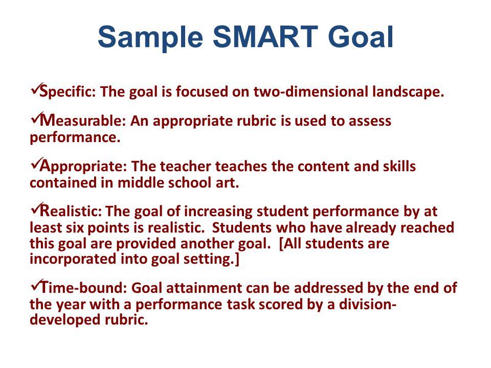 12-13 smart goals examples for teachers | dollarforsense. Com.
