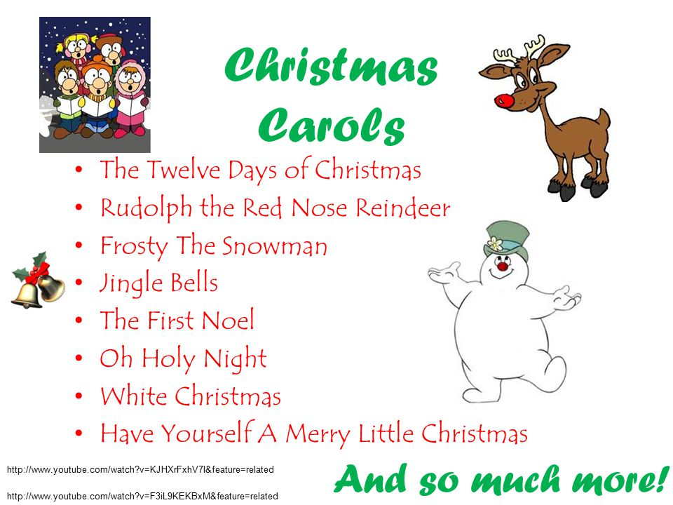 CHRISTMAS in America. The History of Christmas Christmas was ...