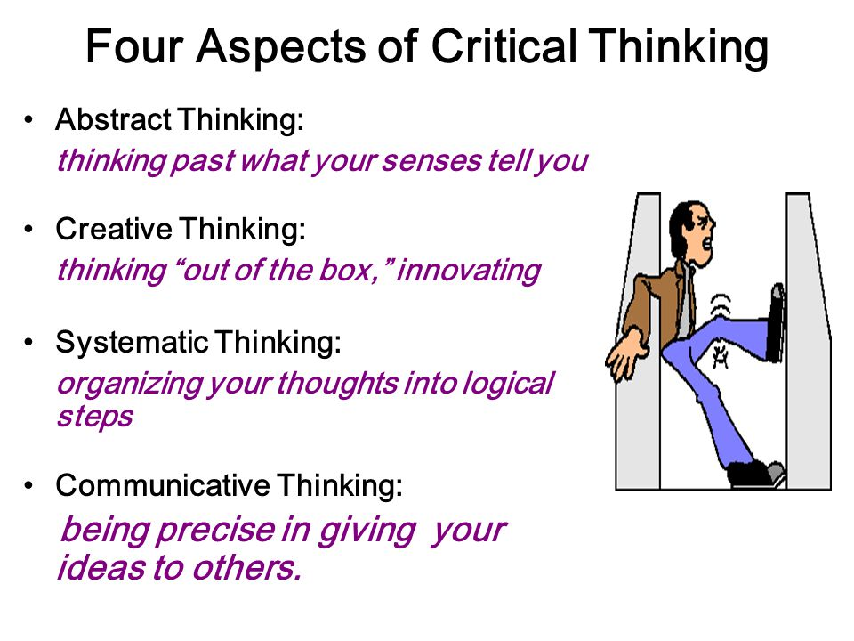 role of critical thinking in research work Critical thinking is a desire to seek, patience to doubt, fondness to meditate, slowness to assert, readiness to consider, carefulness to dispose and set in order and hatred for every kind of.