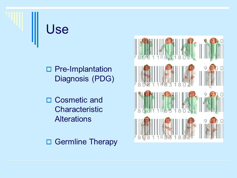 5 Use Preimplantation Diagnosis Pdg Cosmetic And Characteristic Alterations Germline Therapy: Designer Babies Worksheet At Alzheimers-prions.com