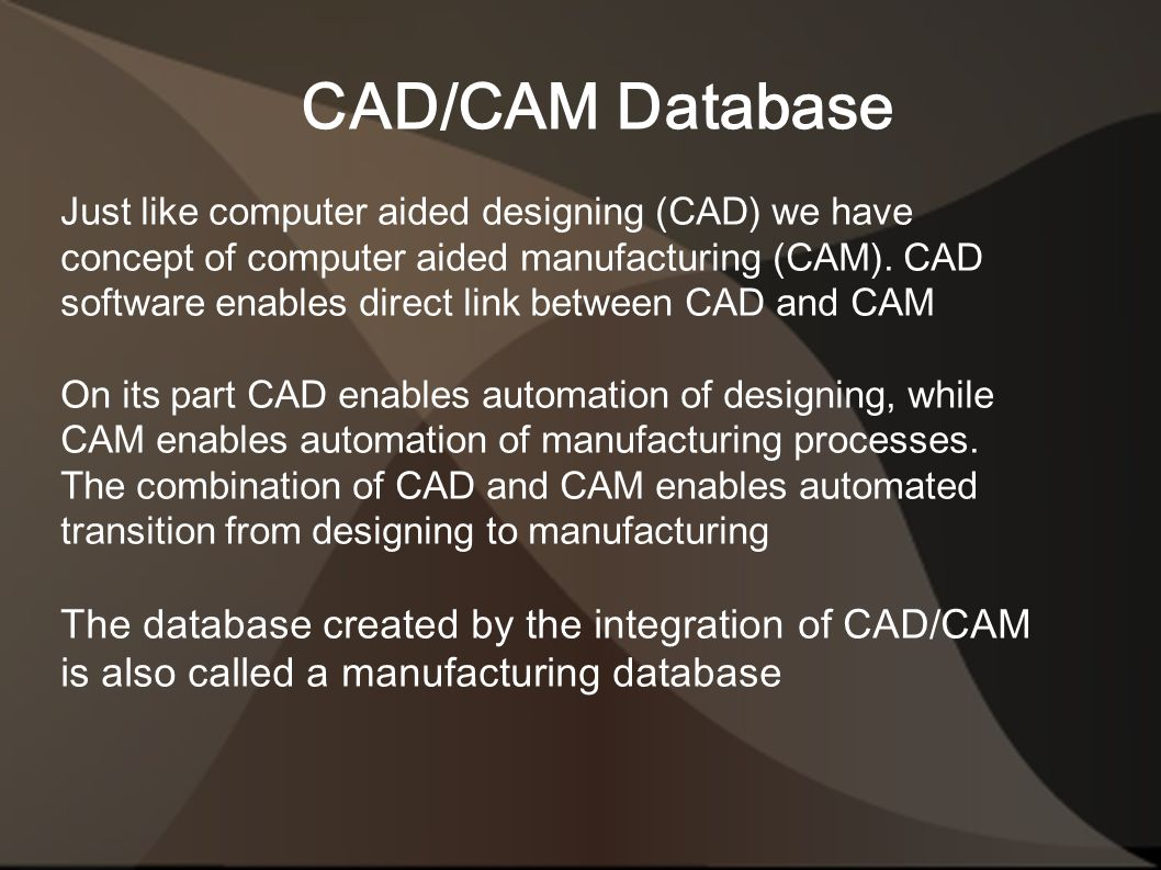 Computer Aided Design Cad Thanks To Darryl Hillman Sam Cooper An Affordable Integrated Computeraided Circuit Software Cam Database Just Like Designing We Have Concept Of