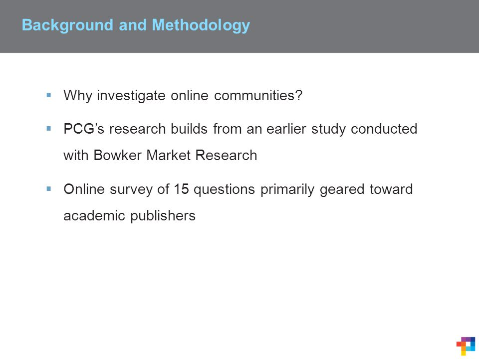  Why investigate online communities.