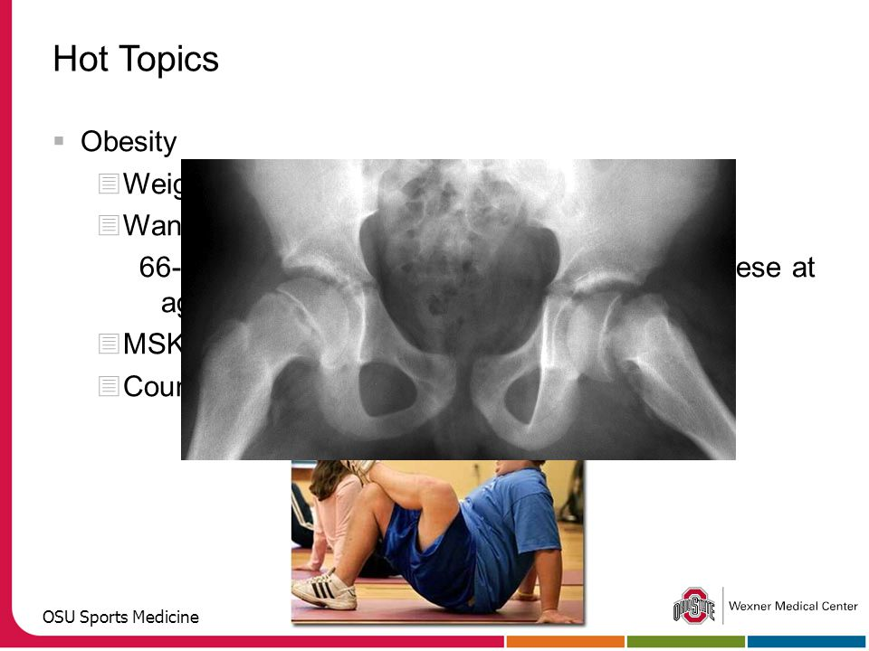 hot topics in sports medicine