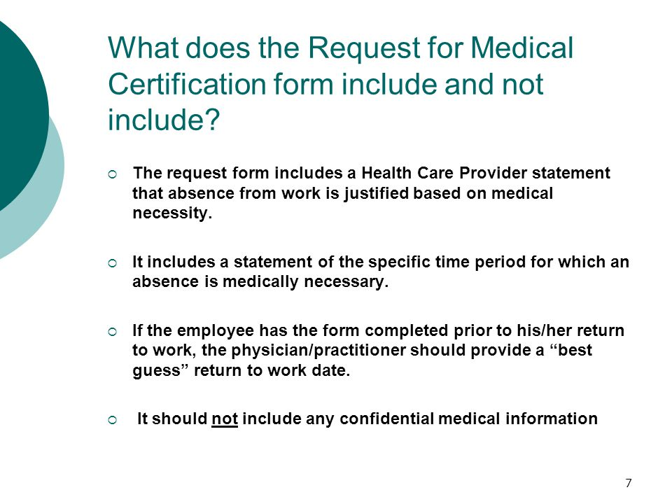 1 Certification of Medical Necessity (UPG 10.04) & Information about ...