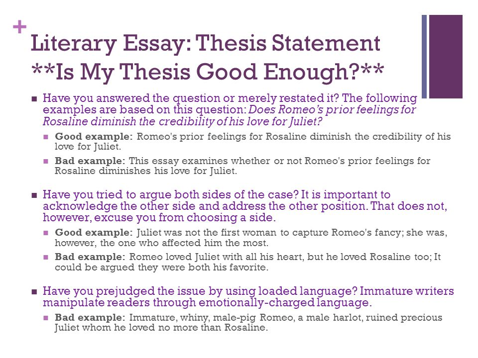 thesis builder argumentative Thesis statement model #2: thesis with concession notice that this model makes a concession by addressing an argument from the opposing viewpoint first, and then uses the phrase even though and states the writer's opinion/main idea.